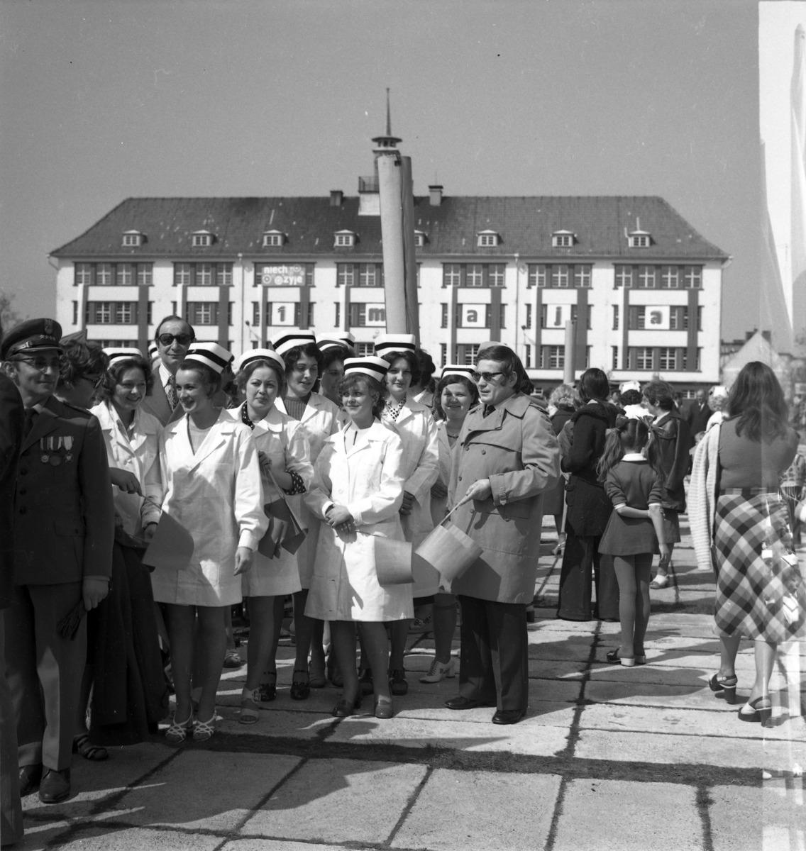Pochód pierwszomajowy, 1975 r. [5]