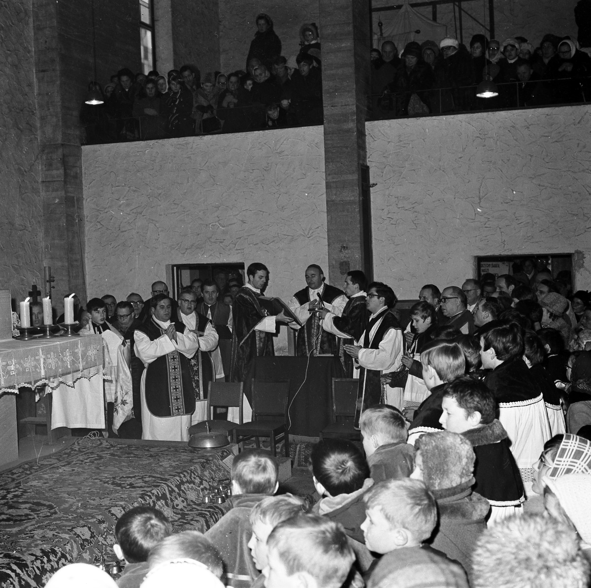 Pogrzeb ks. Władysława Dadasa, 1972 r. [5]