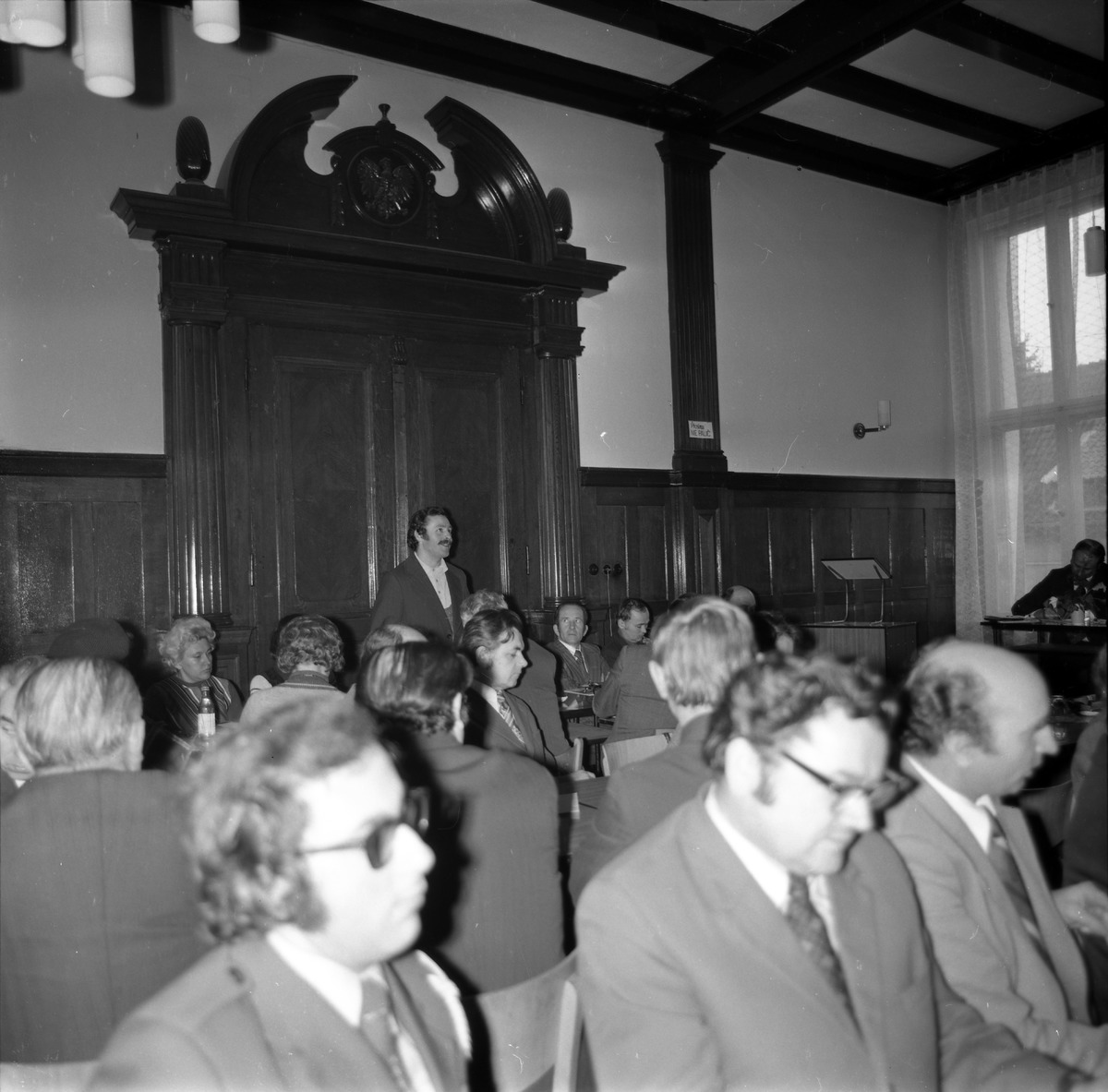 Zjazd Towarzystwa Miłośników Ziemi Giżyckiej, 1976 r. [4]