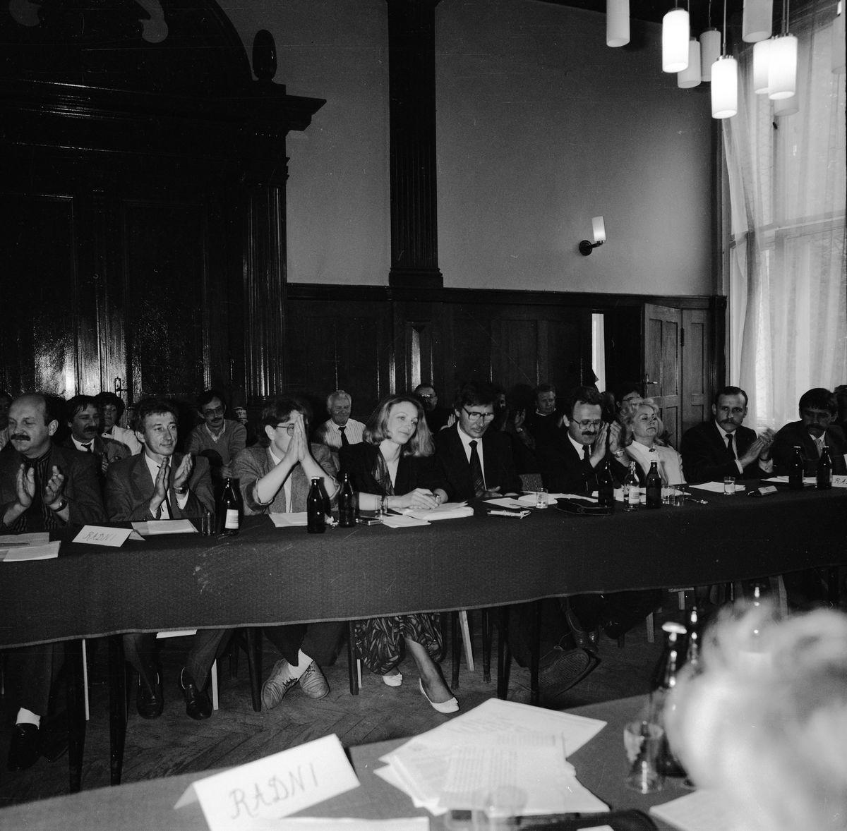 Kolekcja zbiorowa <br /> Foto-mix z 30 lat wolnego giżyckiego samorządu (1990 - 2020)