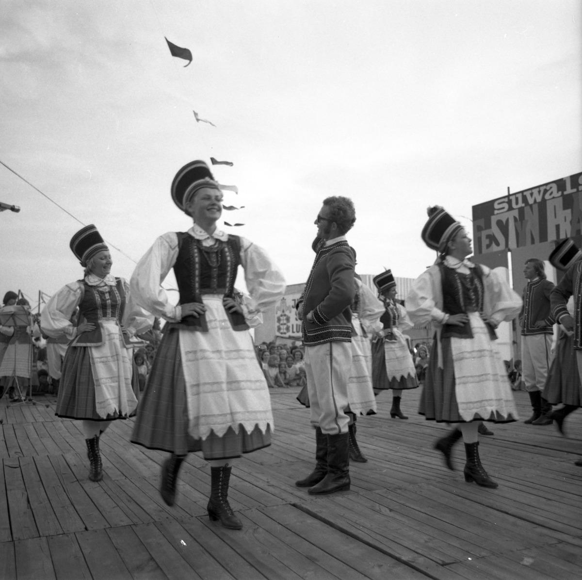 Suwalski Festyn Pasowy w Giżycku, 1976 r. [7]