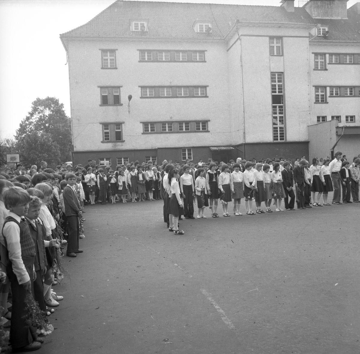 Zakończenie roku szkolnego 1979/1980 [1]
