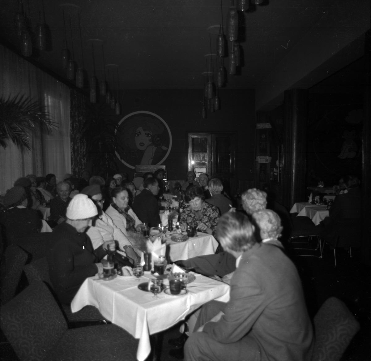 Spotkanie seniorów, 1979 r.