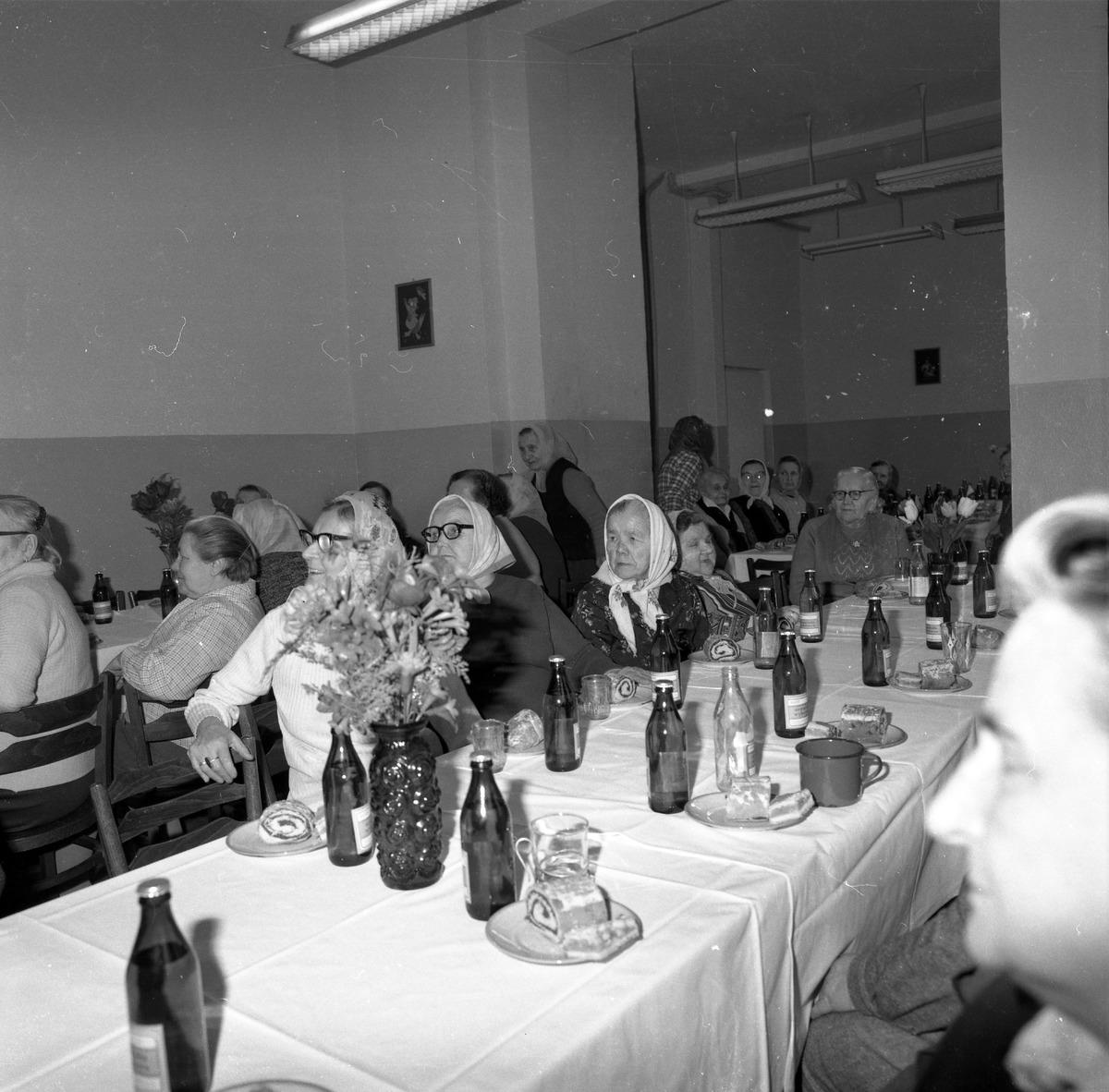 Uroczystość w DPS w Giżycku, 1984 r. [1]