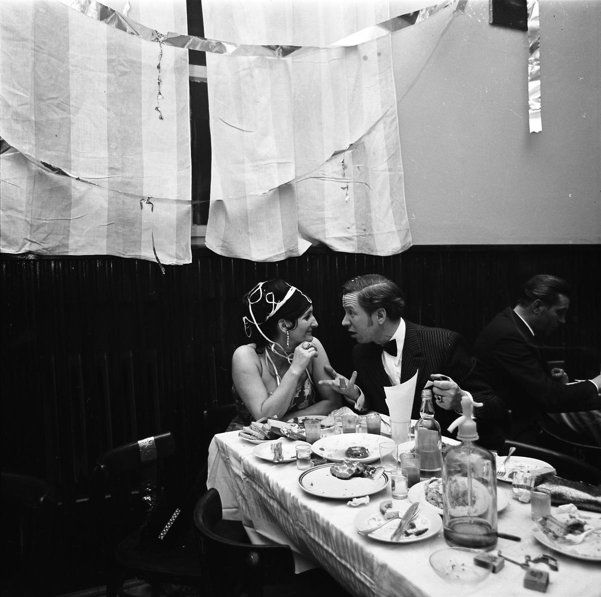Bal Filmowców w PDK, 1972 r. [1]