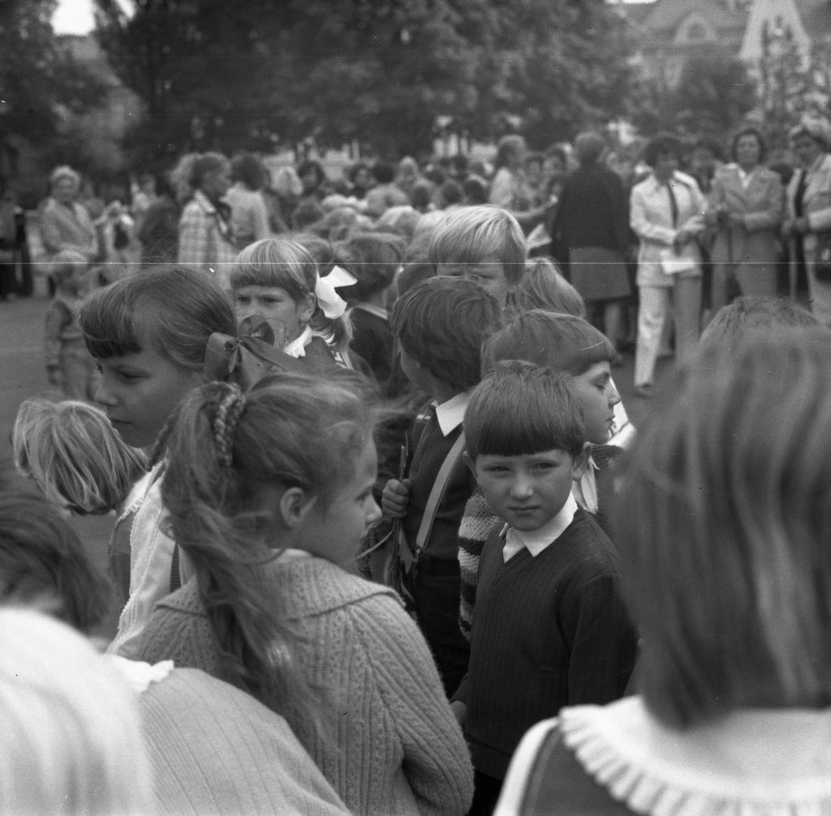 Rozpoczęcie roku szkolnego 1977/1978 [8]