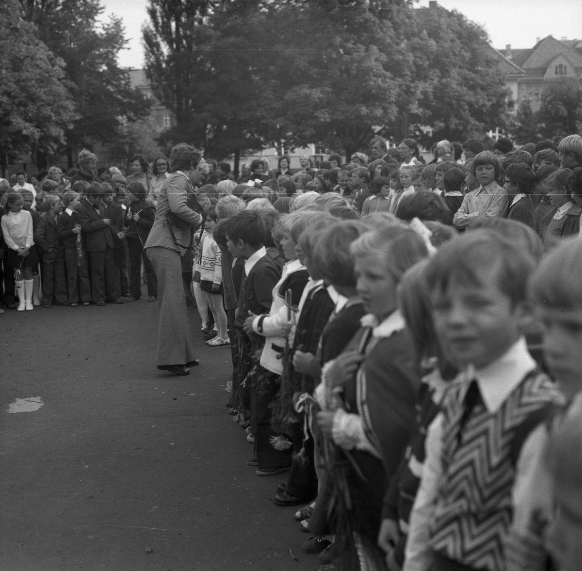 Rozpoczęcie roku szkolnego 1977/1978 [9]