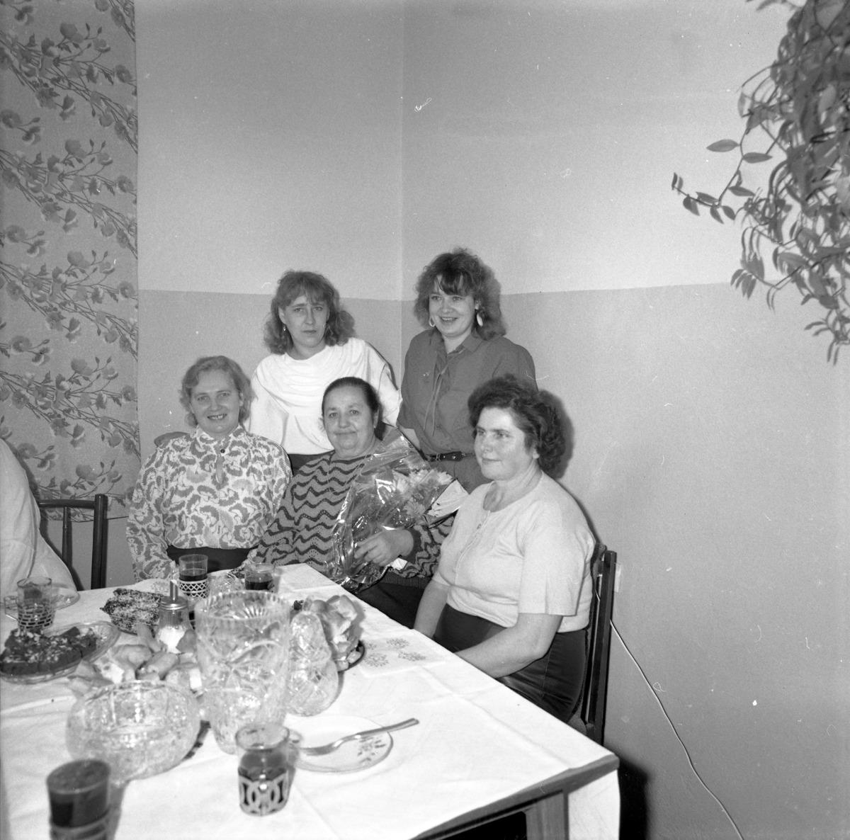 Uroczystość w DPS w Giżycku, 1991 r. [7]