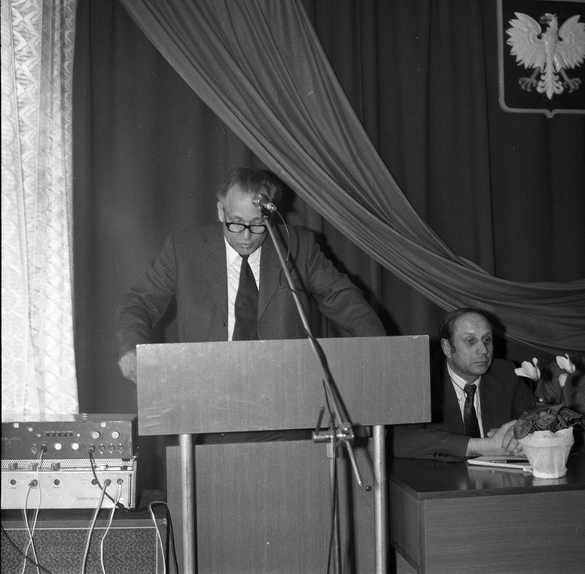 Wizyta konsula ZSRR w siedzibie KM PZPR [4]