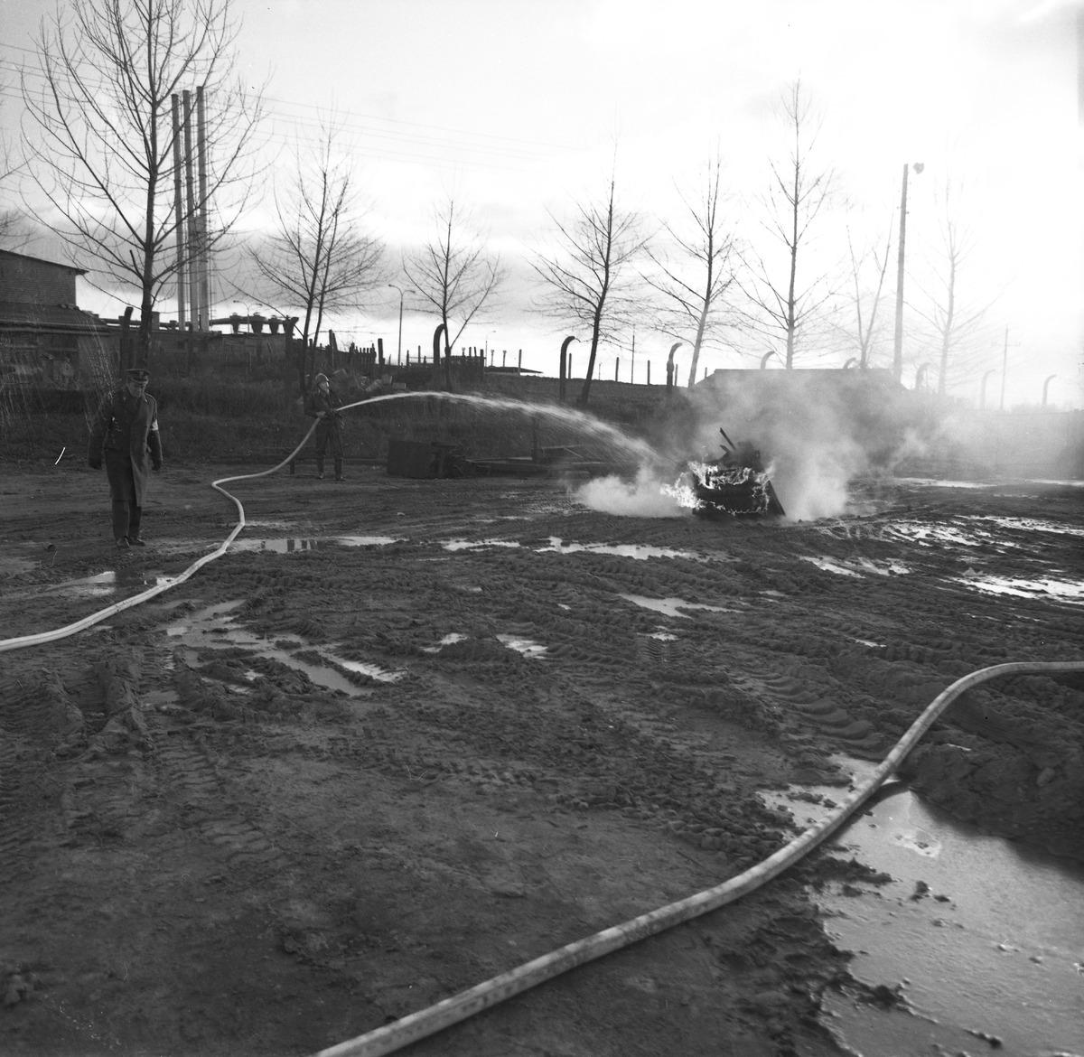 Ćwiczenia Obrony Cywilnej OTL, 1977 r.