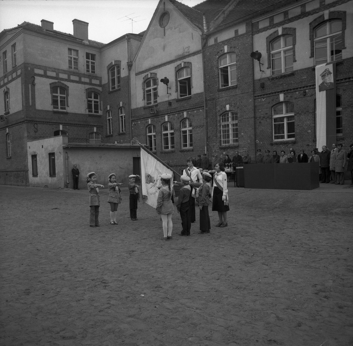 Święto Szkoły Podstawowej nr 2, 1977 r.