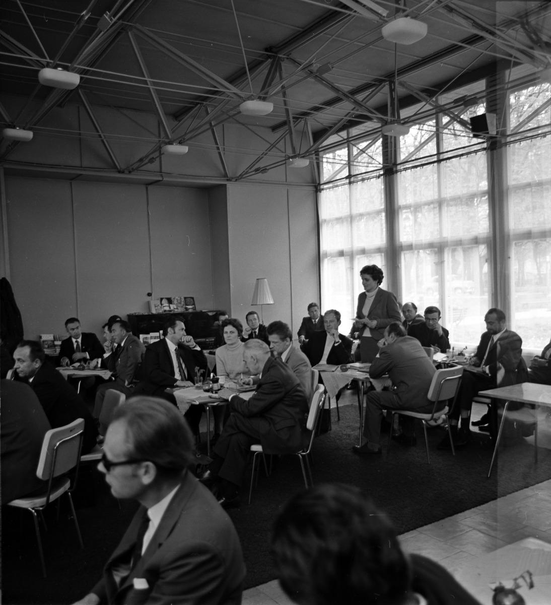 """Konferencja PTE w """"Róży Wiatrów"""", 1972 r. [1]"""