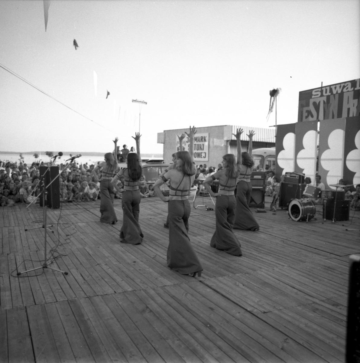 Suwalski Festyn Pasowy w Giżycku, 1976 r. [4]