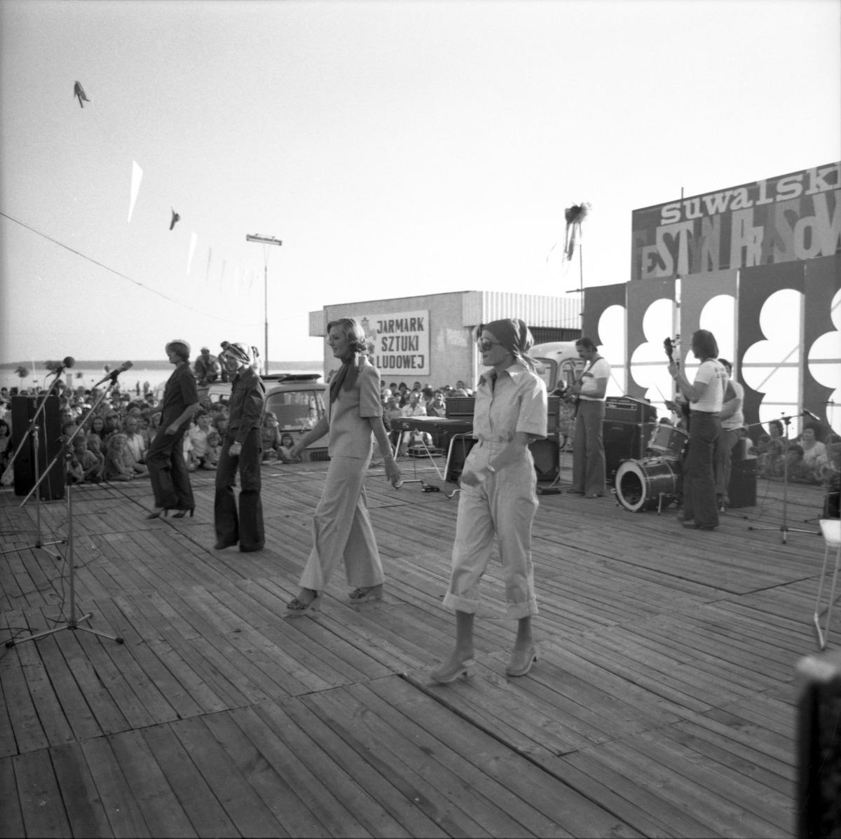 Suwalski Festyn Pasowy w Giżycku, 1976 r. [1]