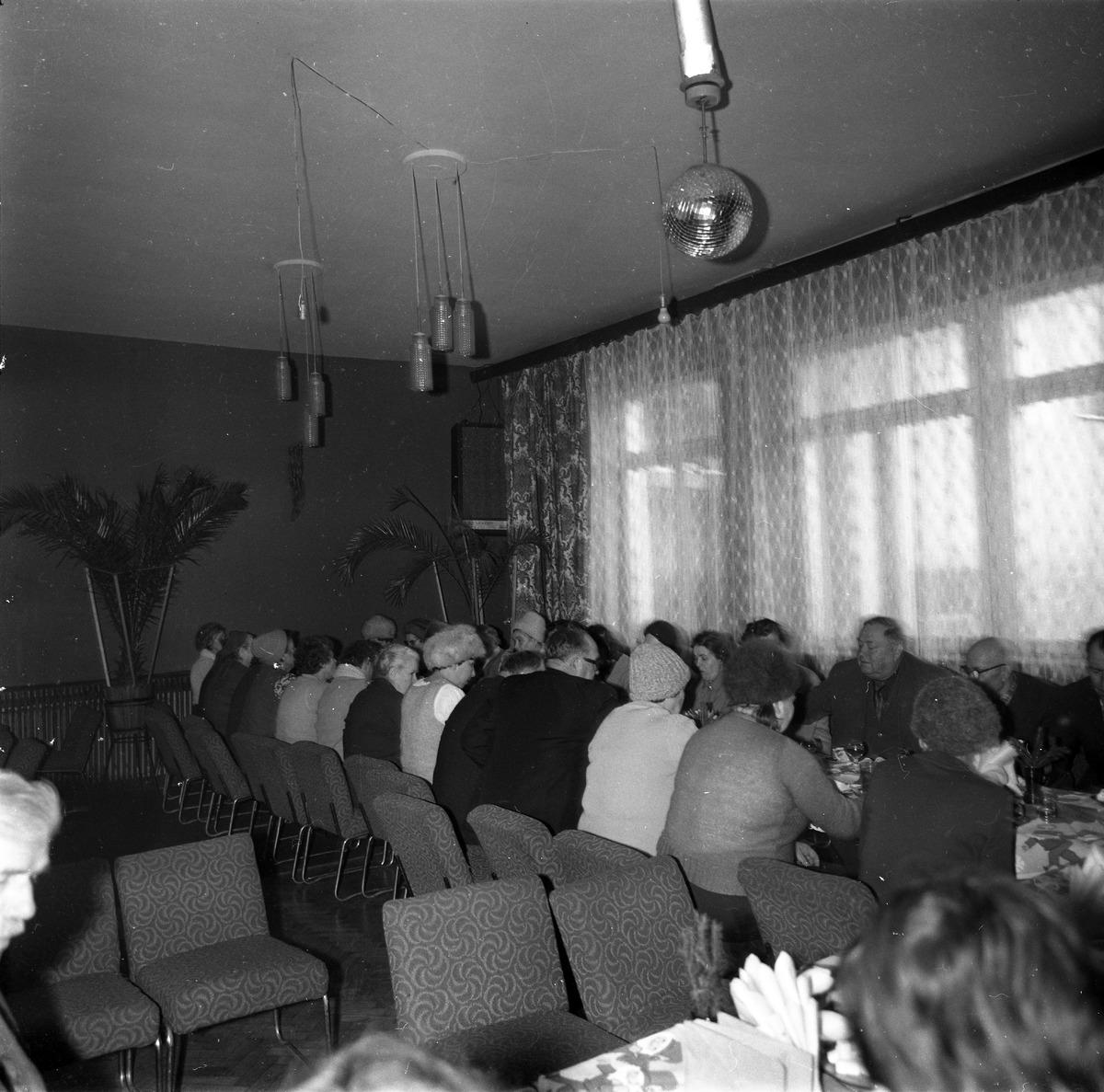 Spotkanie seniorów w kawiarni Ekran w Giżycku [3]
