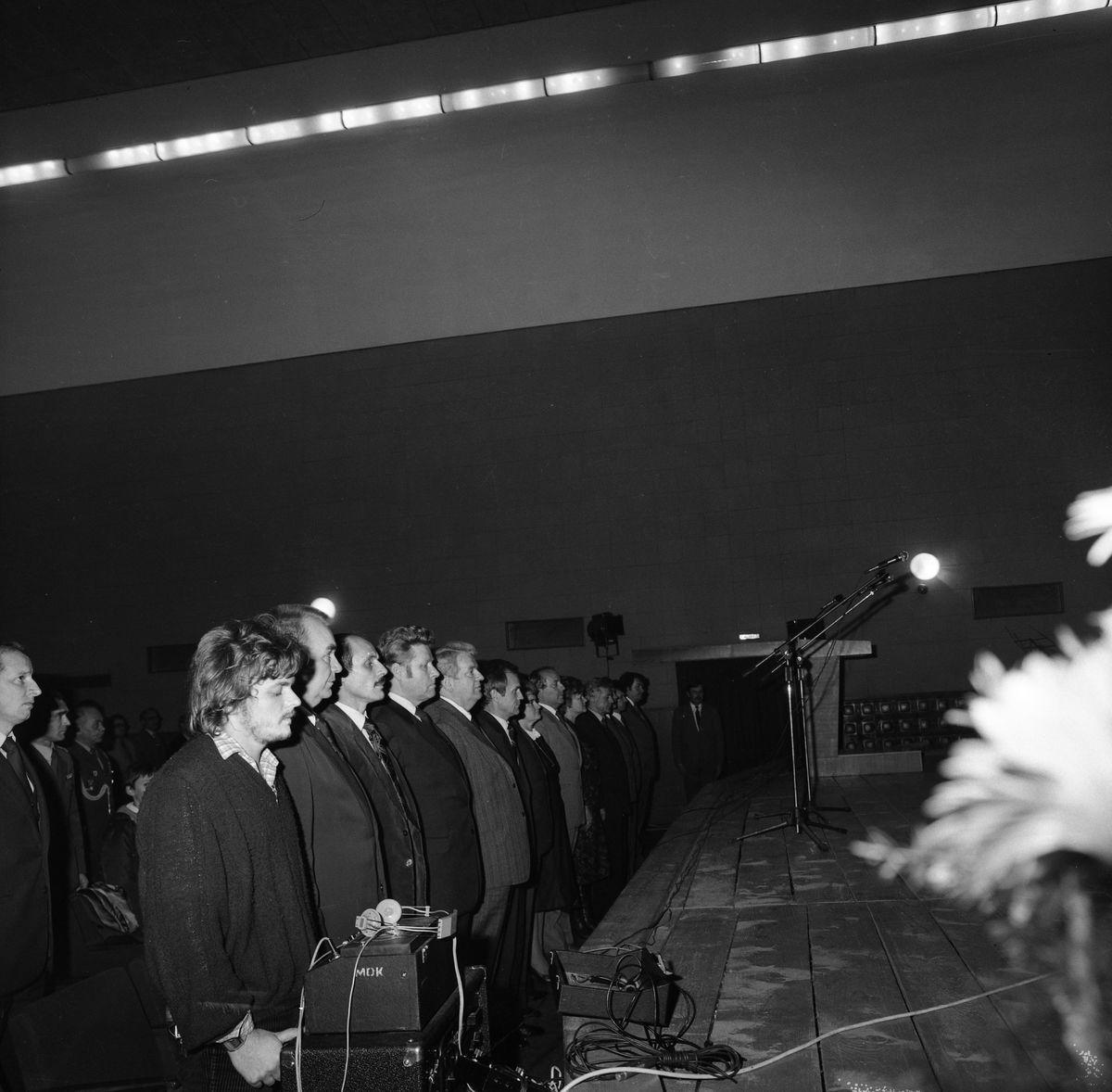 Wizyta konsula ZSRR, 1984 r.