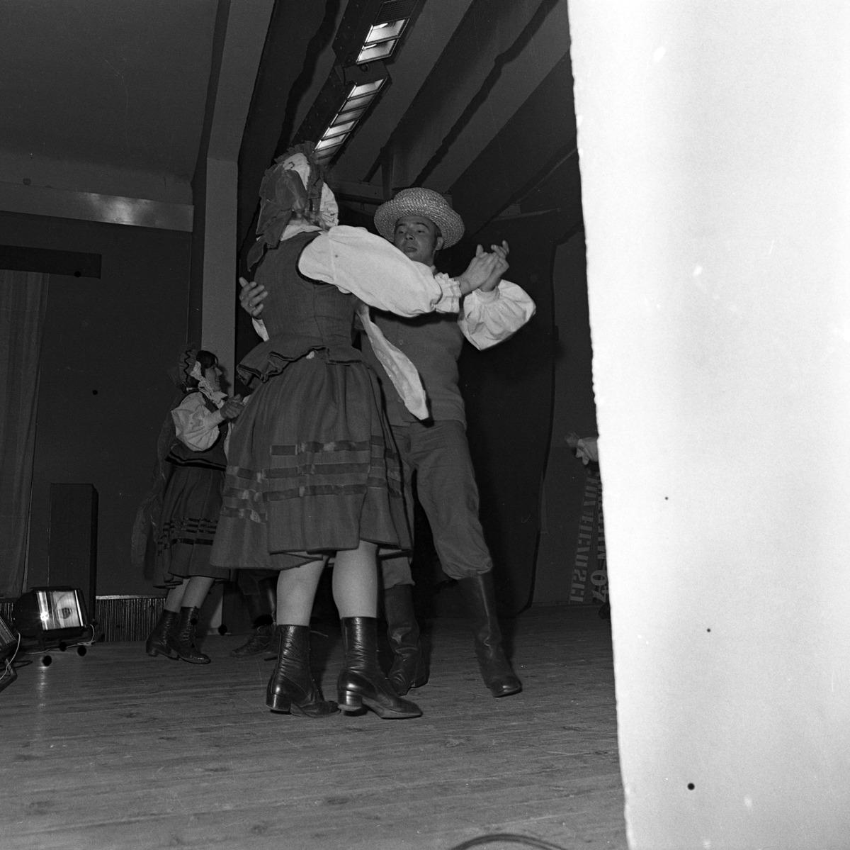 Występ Zespołu, 1971 r. [6]