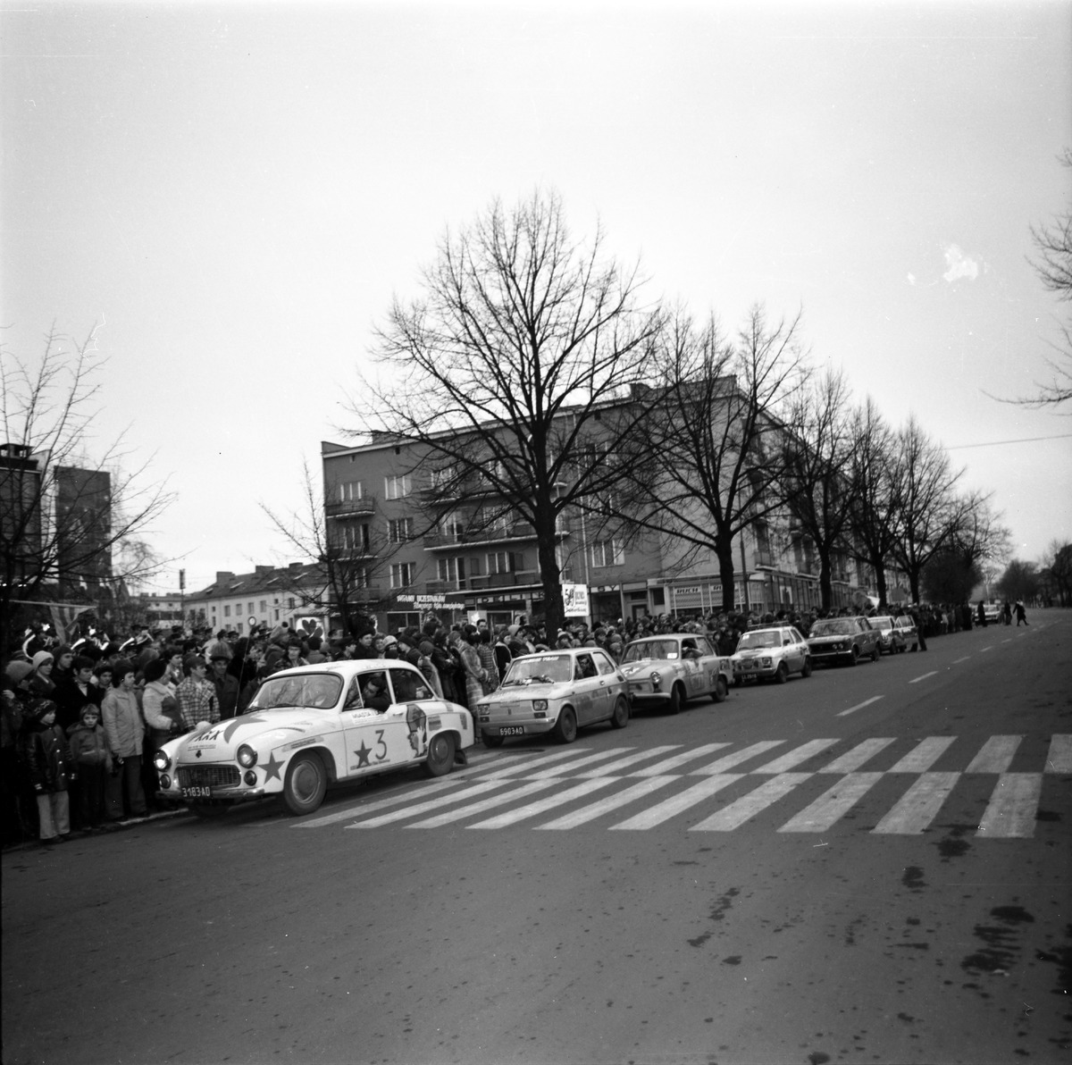 Filmowy Rajd Samochodowy, 1976 r. [8]