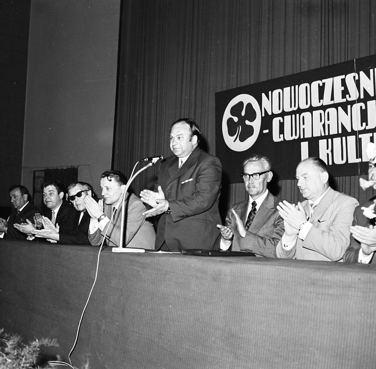 Święto Ludowe, 1972 r.