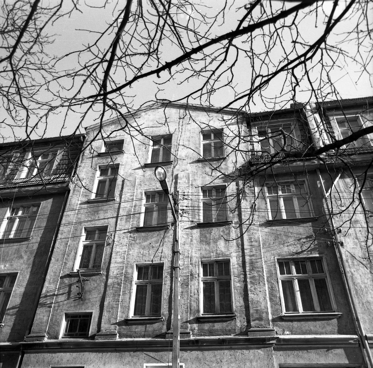 Przedwojenne budynki