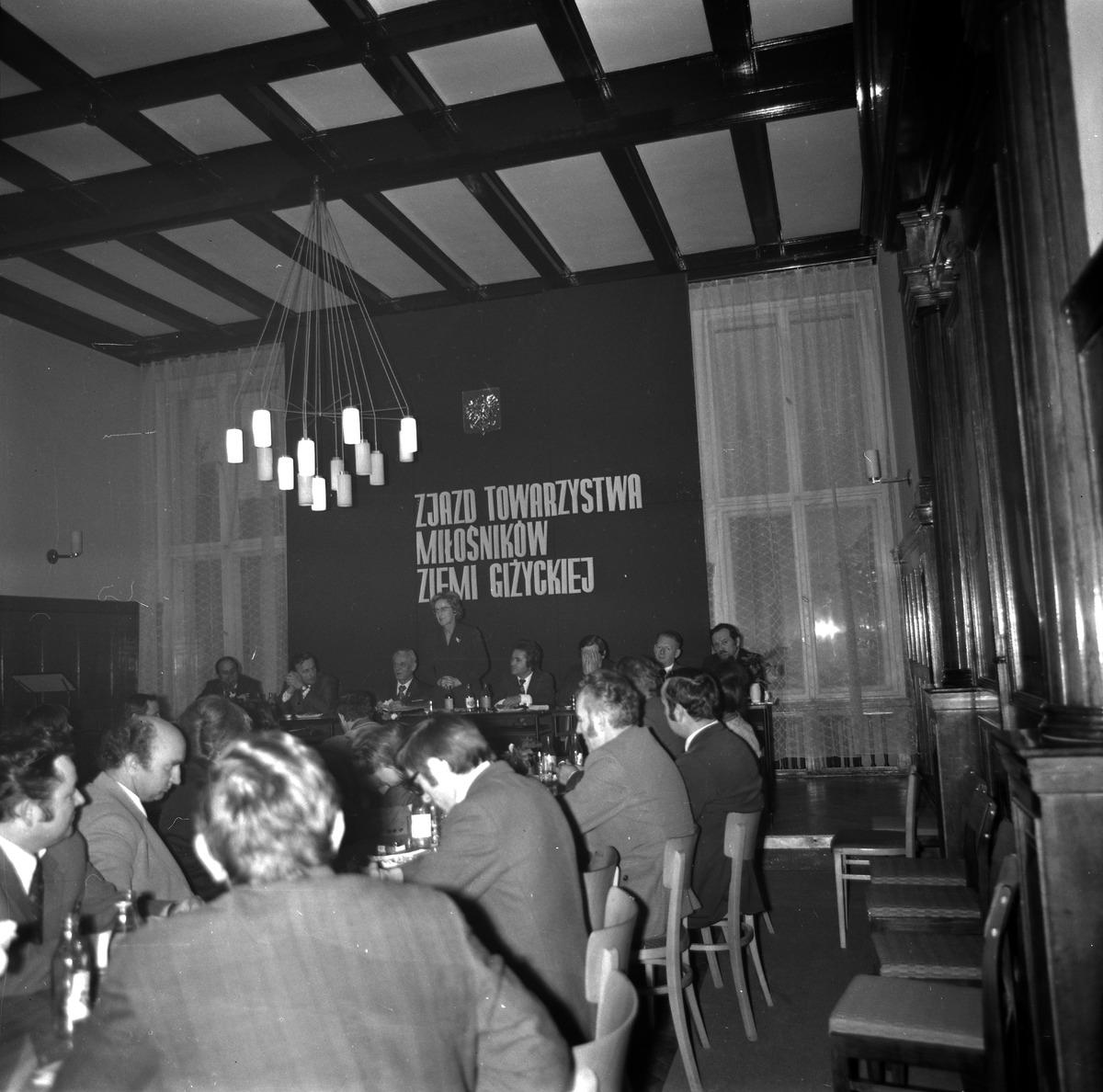 Zjazd Towarzystwa Miłośników Ziemi Giżyckiej, 1976 r. [8]