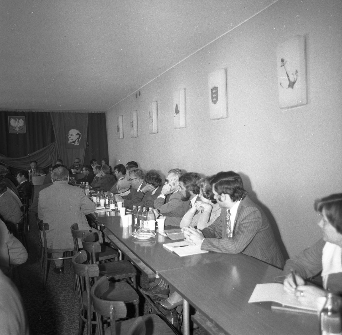 Wizyta konsula ZSRR w siedzibie KM PZPR [3]