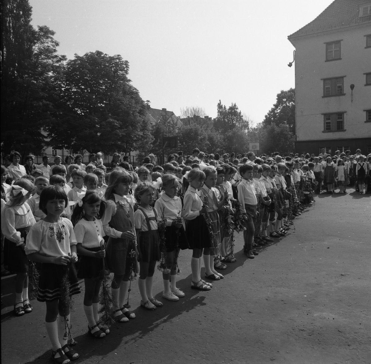 Zakończenie roku szkolnego 1978/1979 [4]