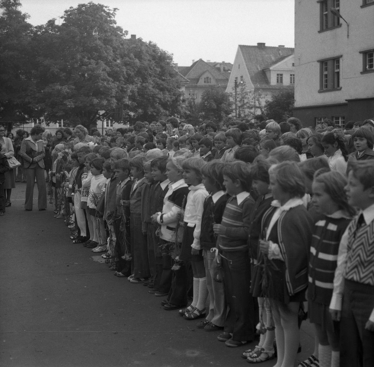 Rozpoczęcie roku szkolnego 1977/1978 [5]