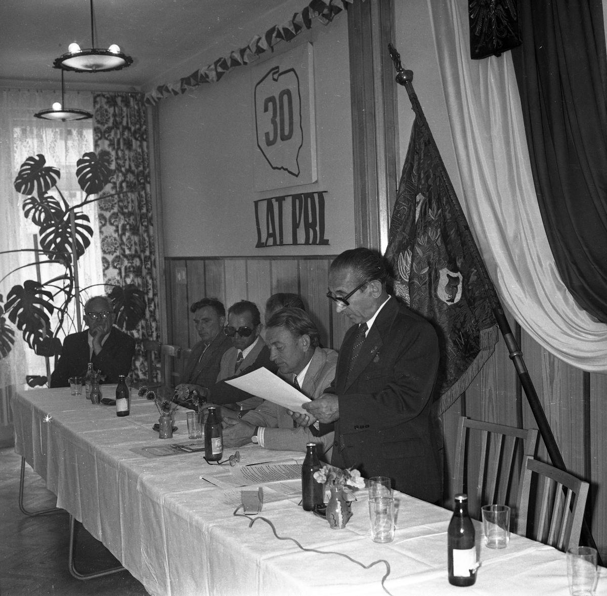 Obchody 30-lecia PRL, 1974 r. [7]