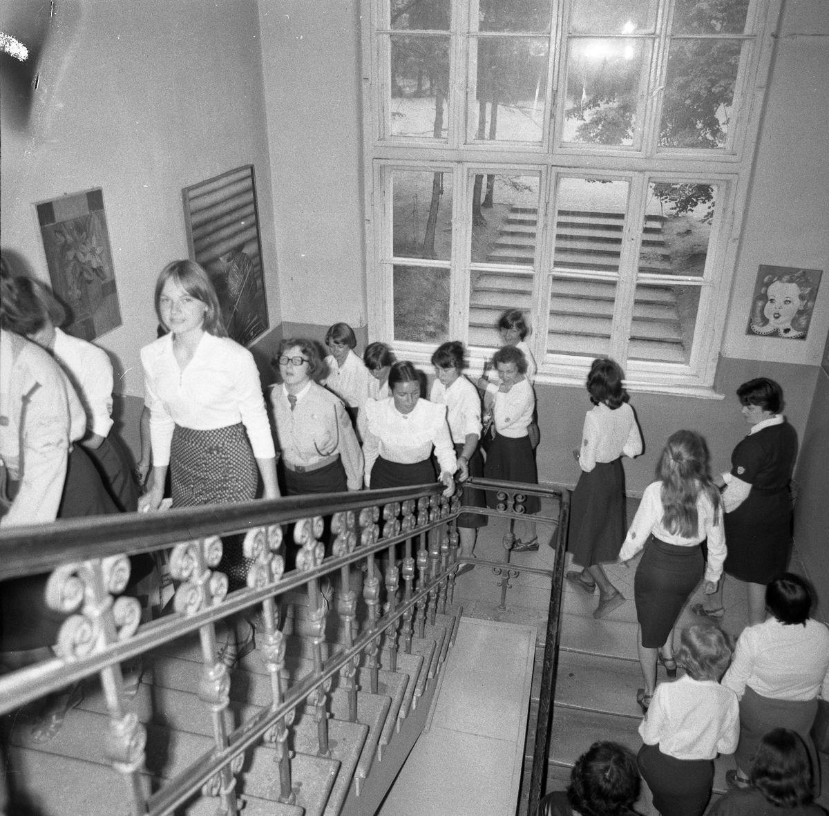 Zakończenie roku szkolnego 1976/1977 [7]