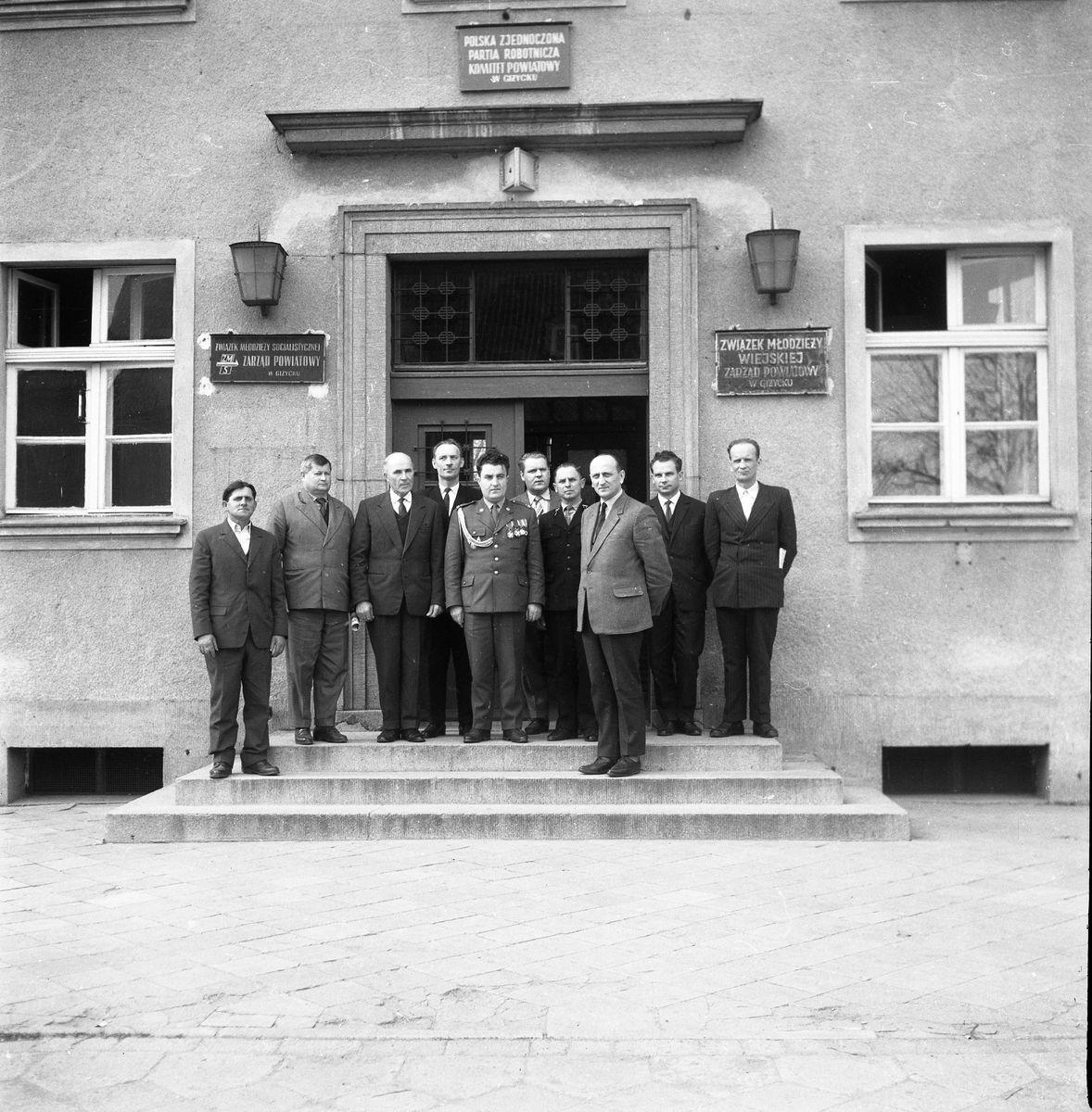 Spotkanie weteranów walk o Berlin w KP PZPR [1]
