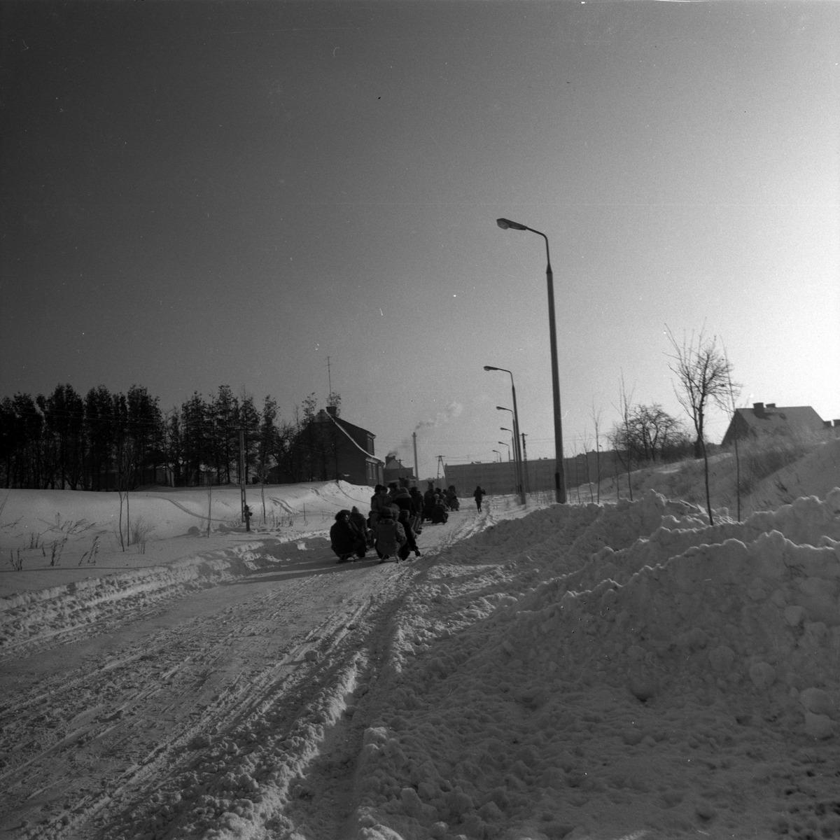 """Kulig pracowników MSI """"ZGODA"""", 1979 r. [4]"""