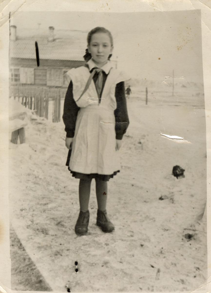 Helena Skrobot na Syberii