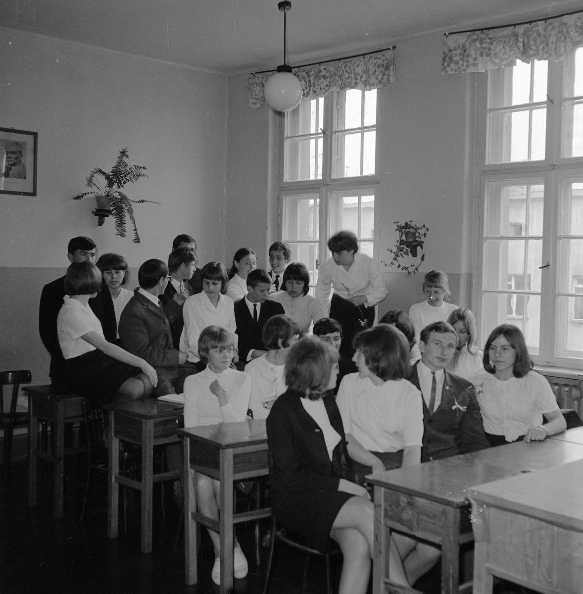 Pożegnanie maturzystów Liceum Pedagogicznego [5]