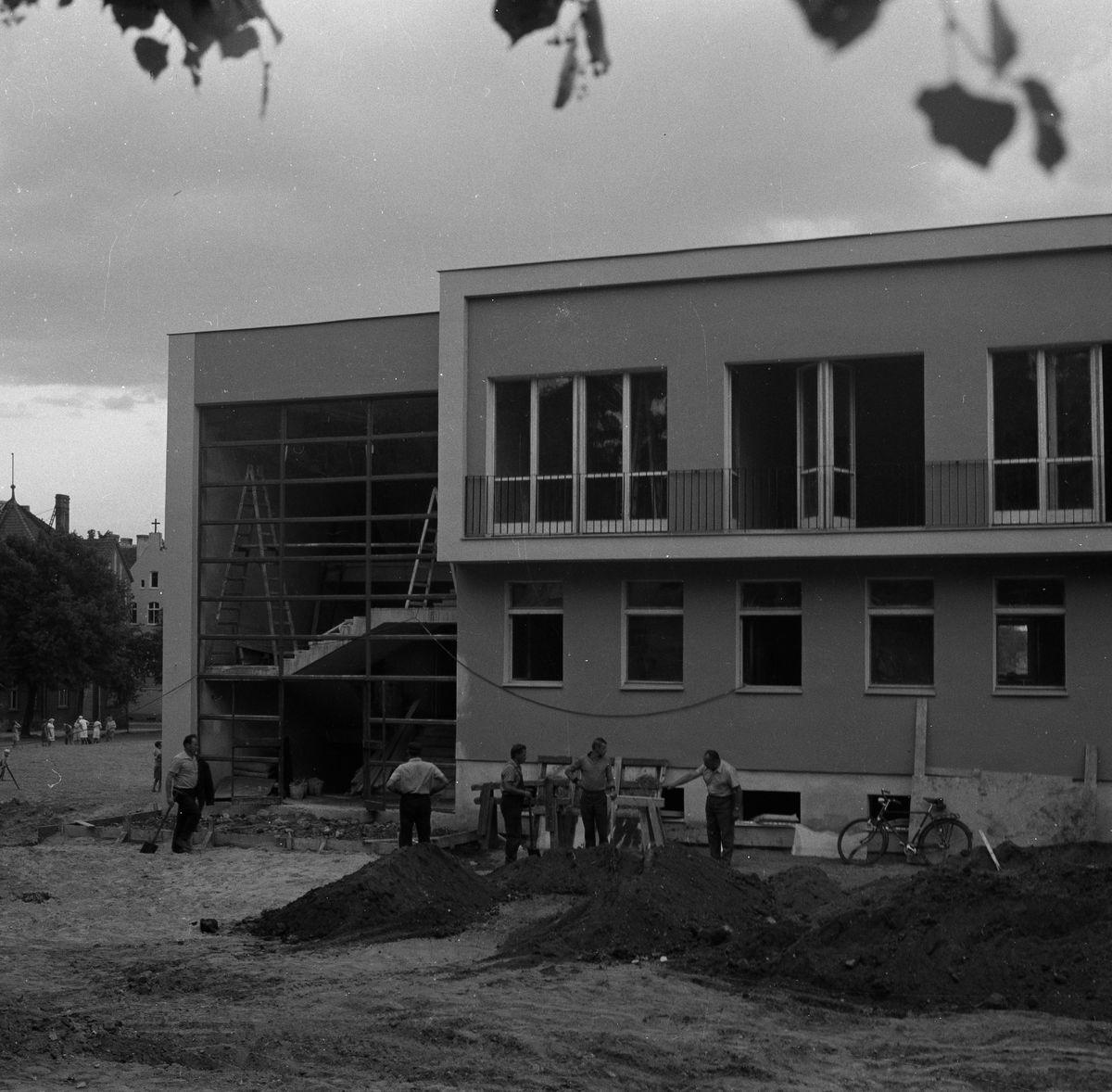 Budowa siedziby MZBM [9]