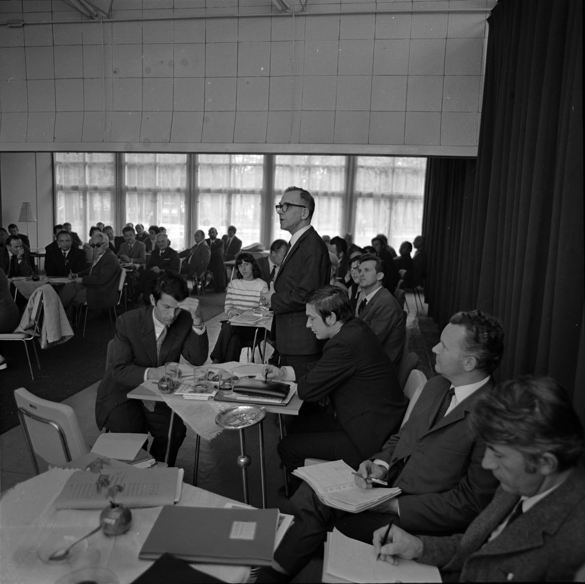 """Konferencja PTE w """"Róży Wiatrów"""", 1972 r. [4]"""