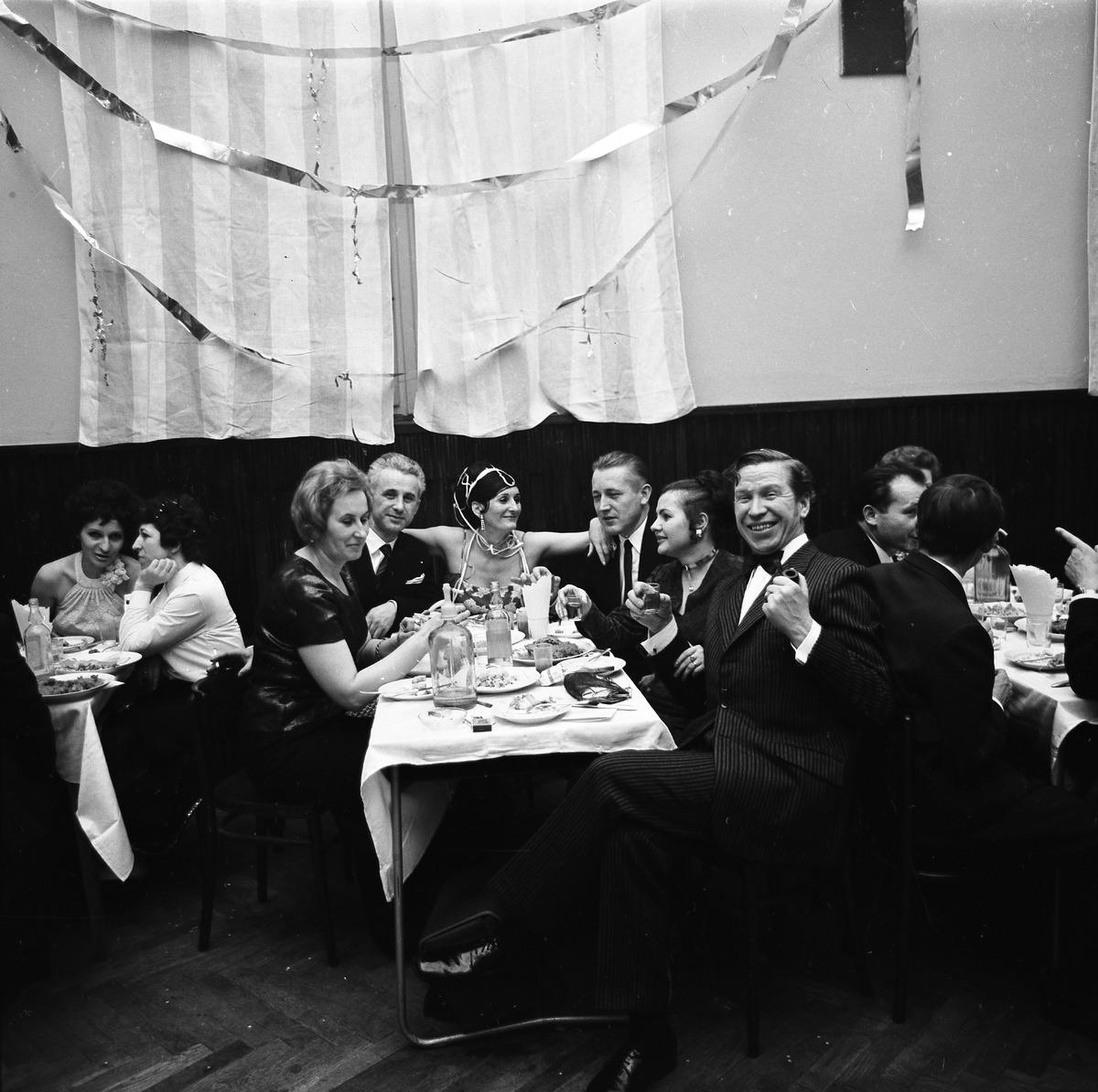 Bal Filmowców w PDK, 1972 r. [3]