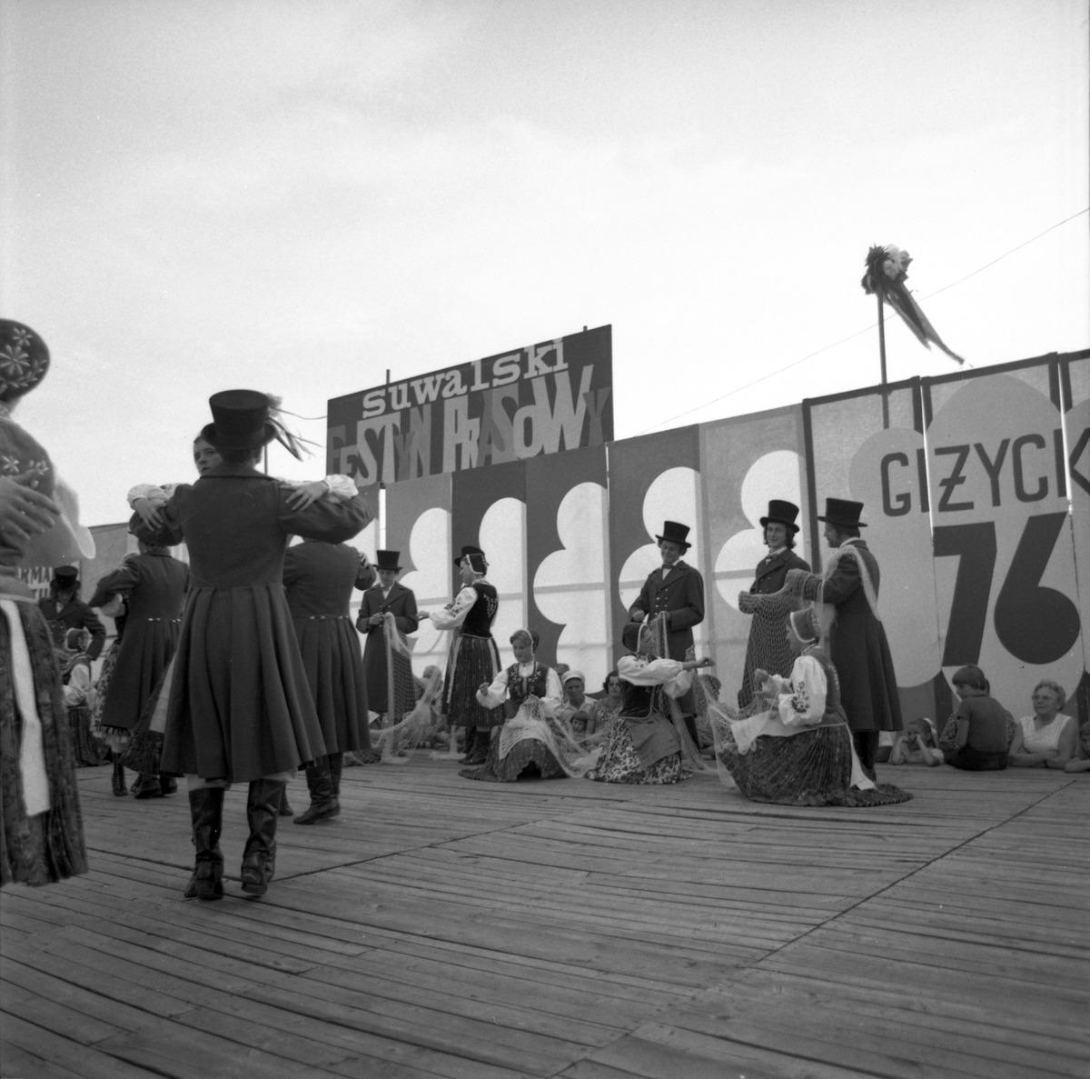 Suwalski Festyn Pasowy w Giżycku, 1976 r. [3]