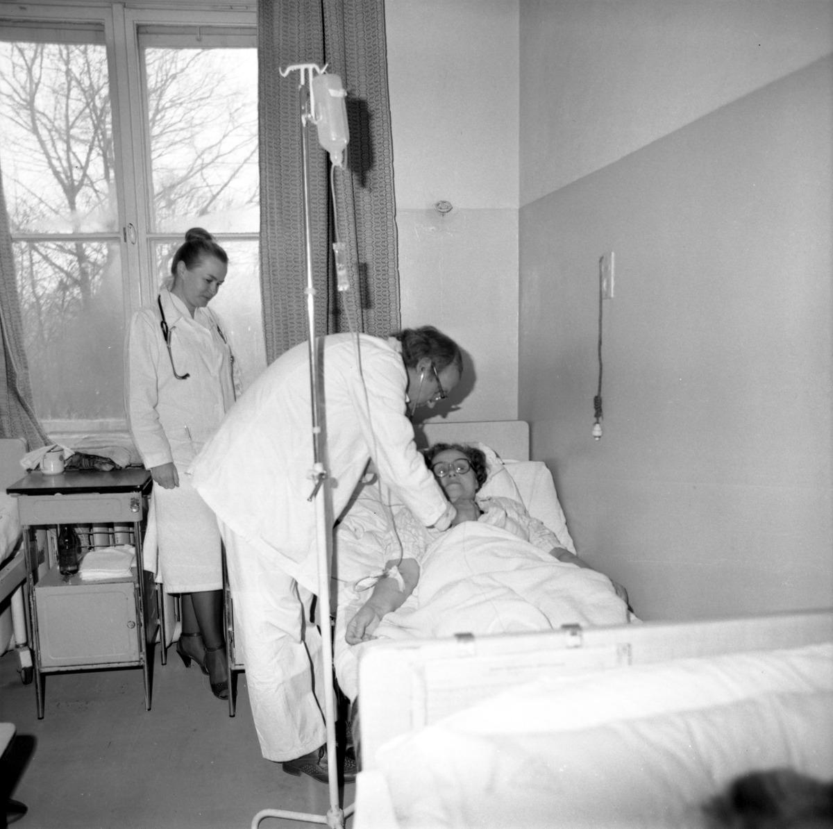 Dzień Służby Zdrowia w szpitalu ZOZ, 1986 r. [7]