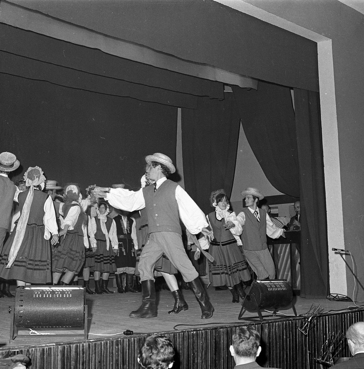 Występ Zespołu, 1971 r. [9]