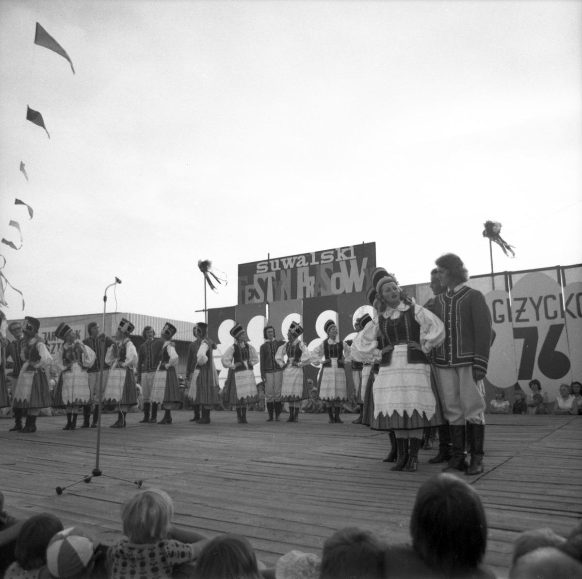 Suwalski Festyn Pasowy w Giżycku, 1976 r. [8]