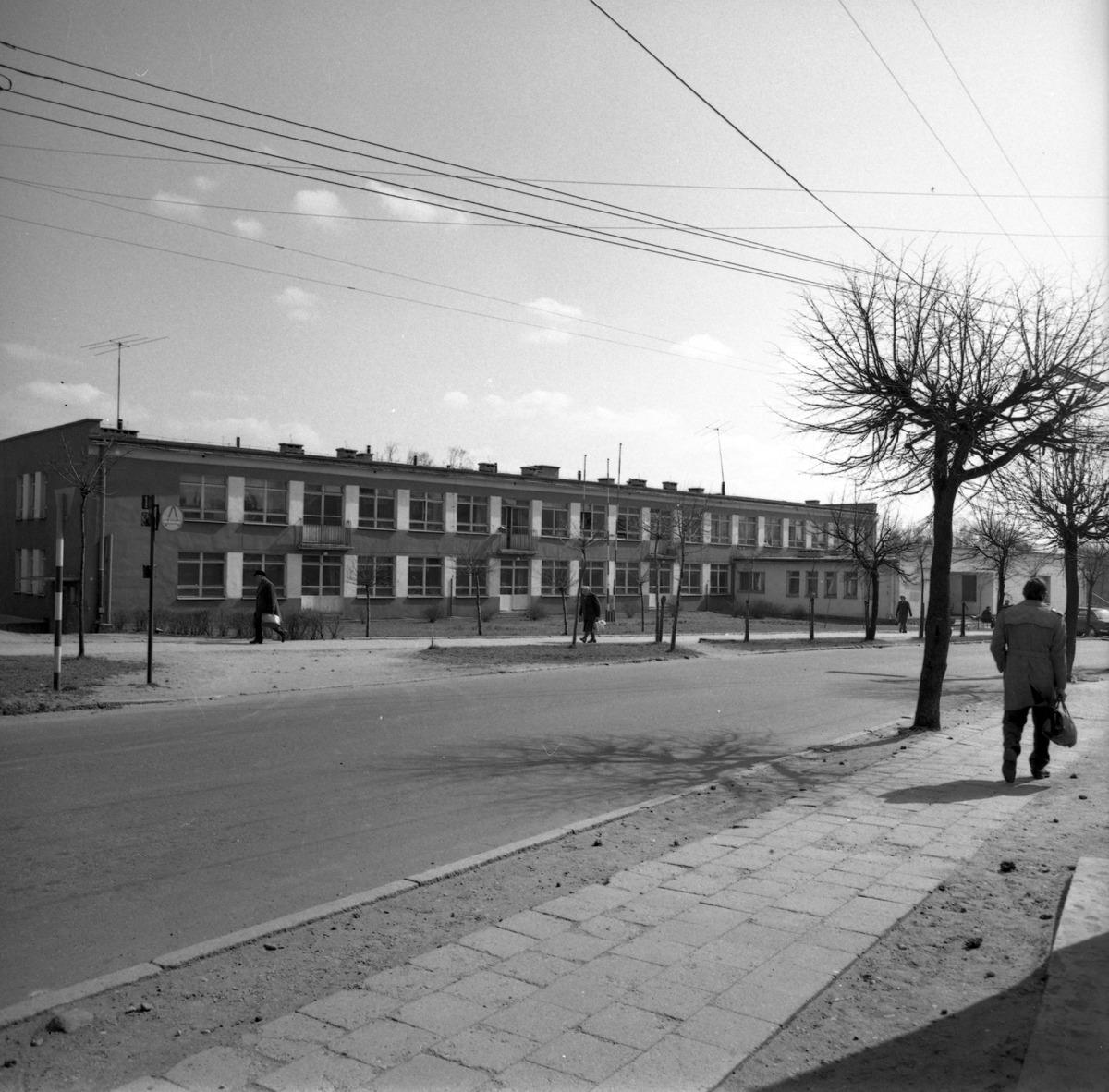 Przychodnia przy ul. Bohaterów Westerplatte