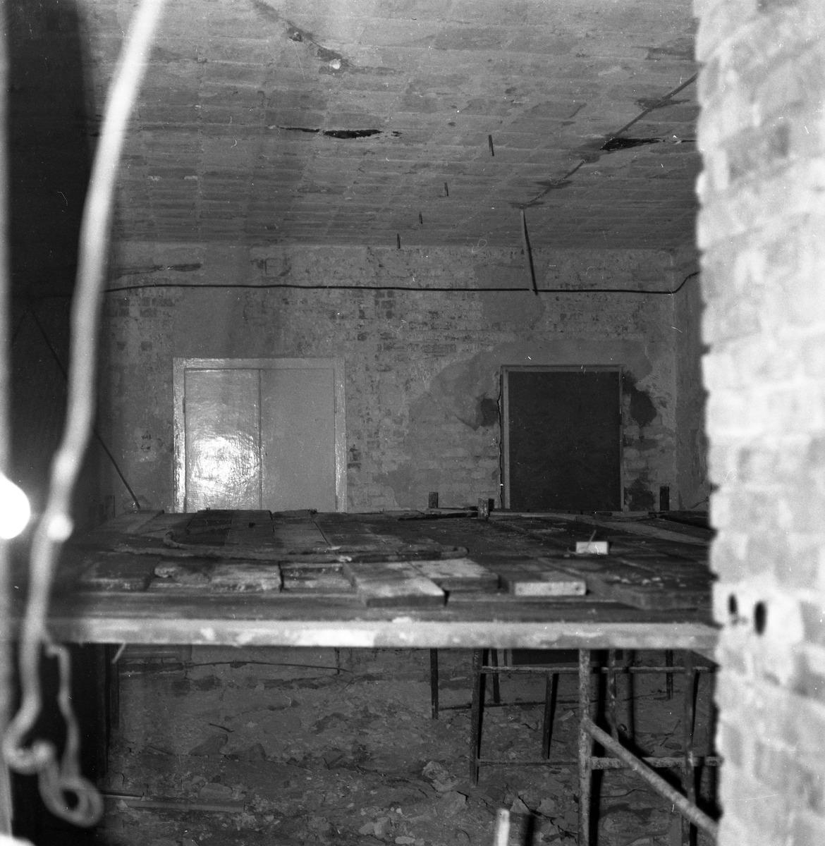 Remont pomieszczeń PDK, 1974 r.