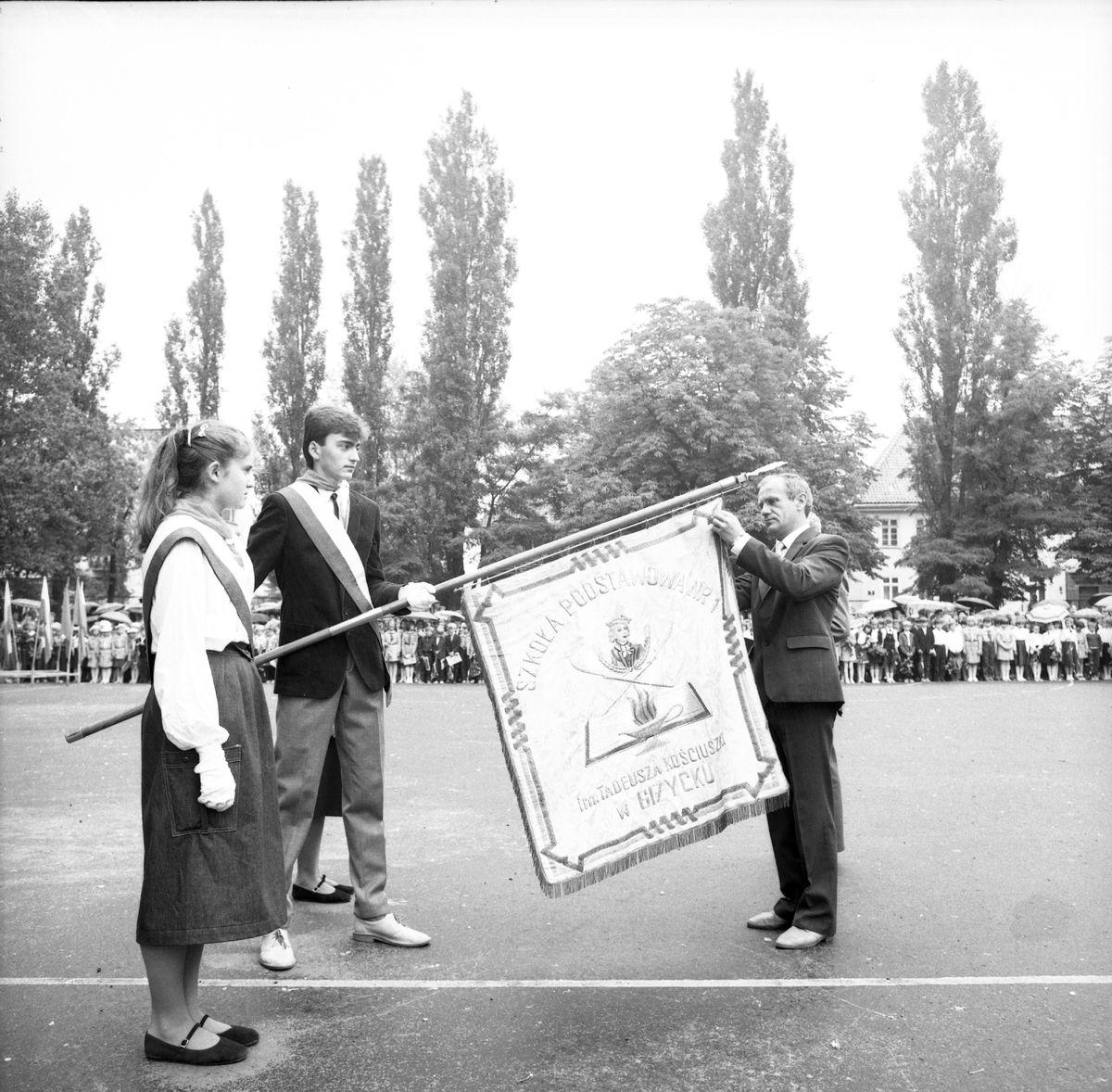 Zakończenie roku szkolnego 1985/1986 [8]