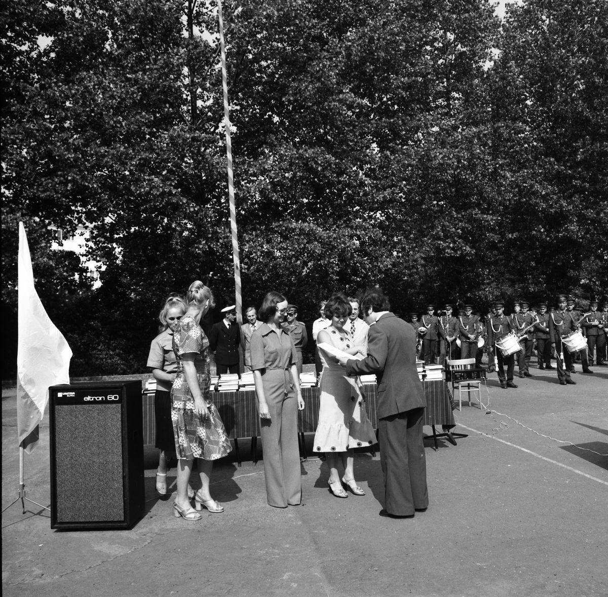 Zakończenie roku szkolnego 1978/1979 [2]