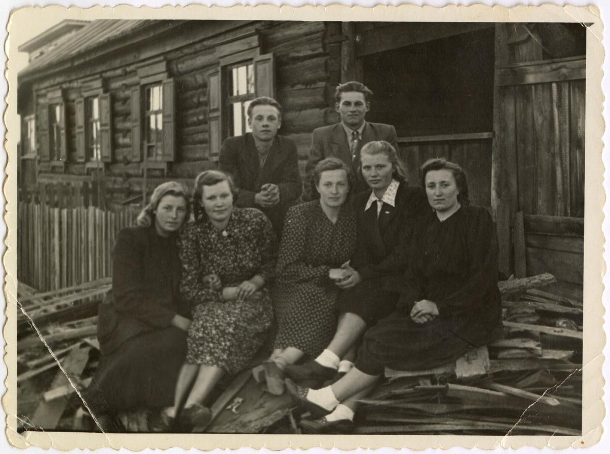 Rodzina Panasików i Naumowiczów na Syberii [3]