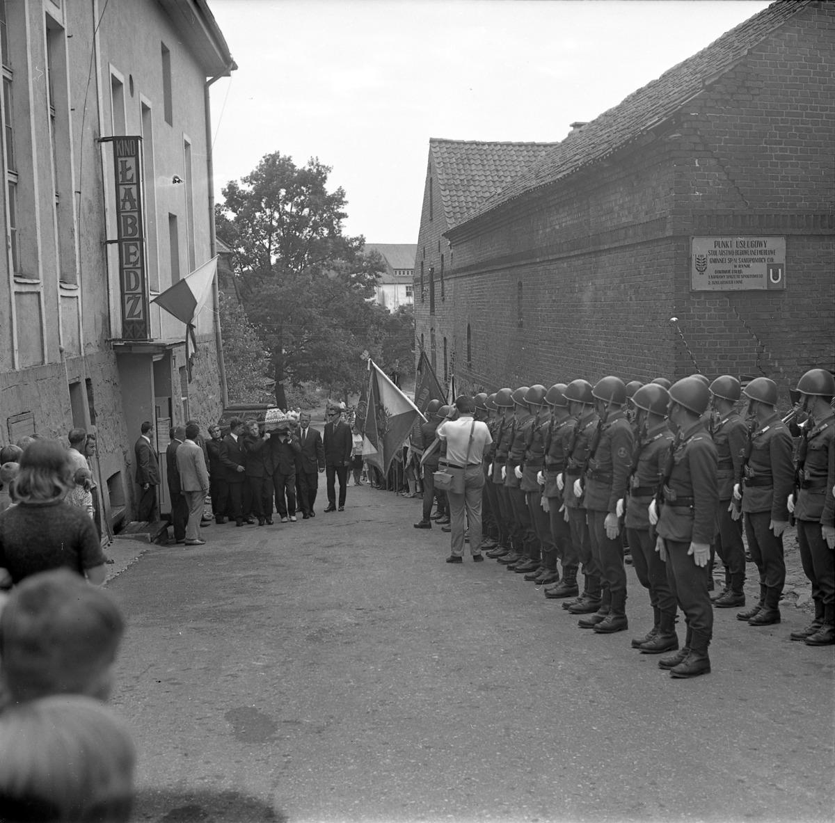Pogrzeb Albina Nowickiego [4]