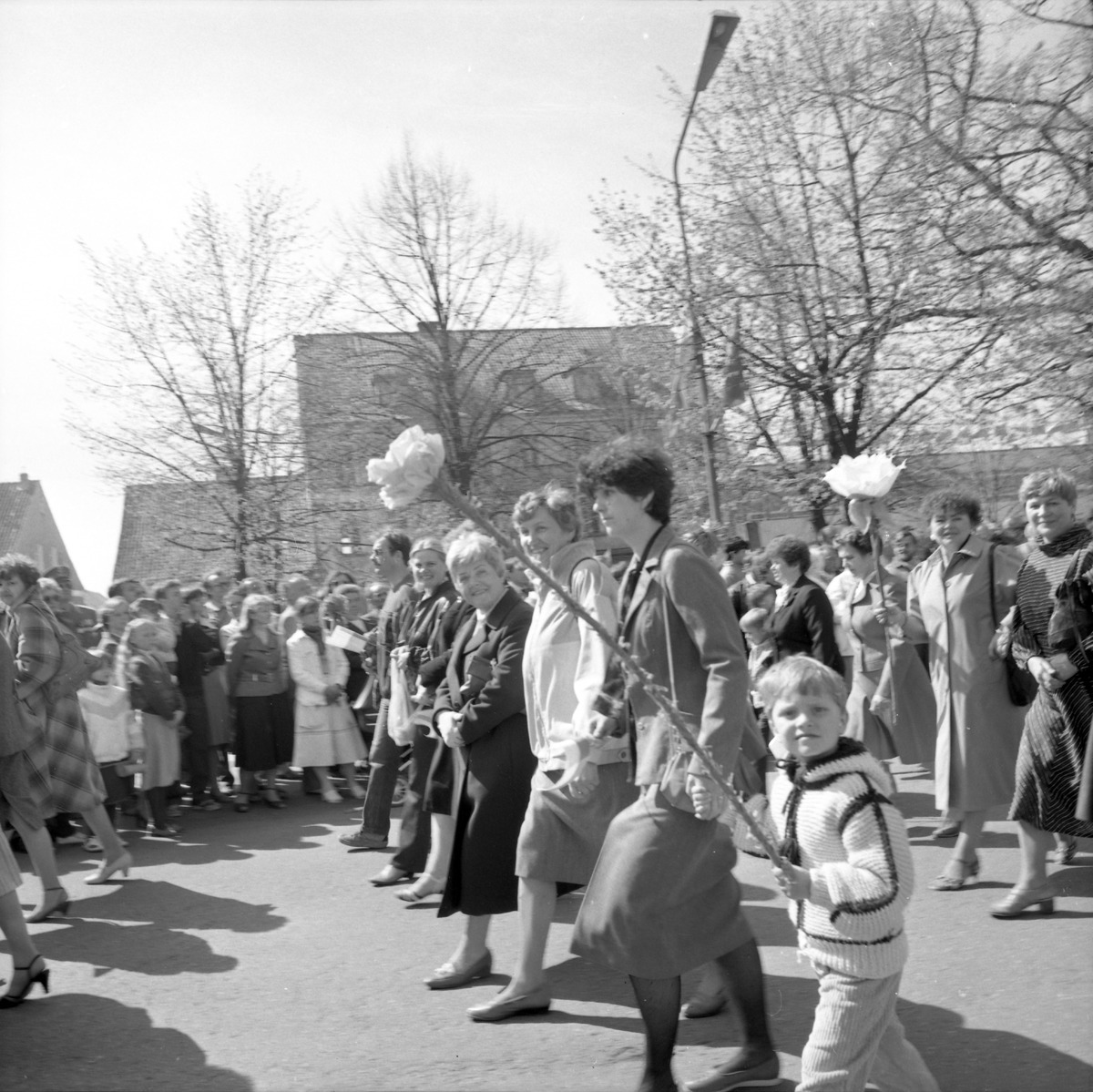 Święto Pracy, 1986 r.