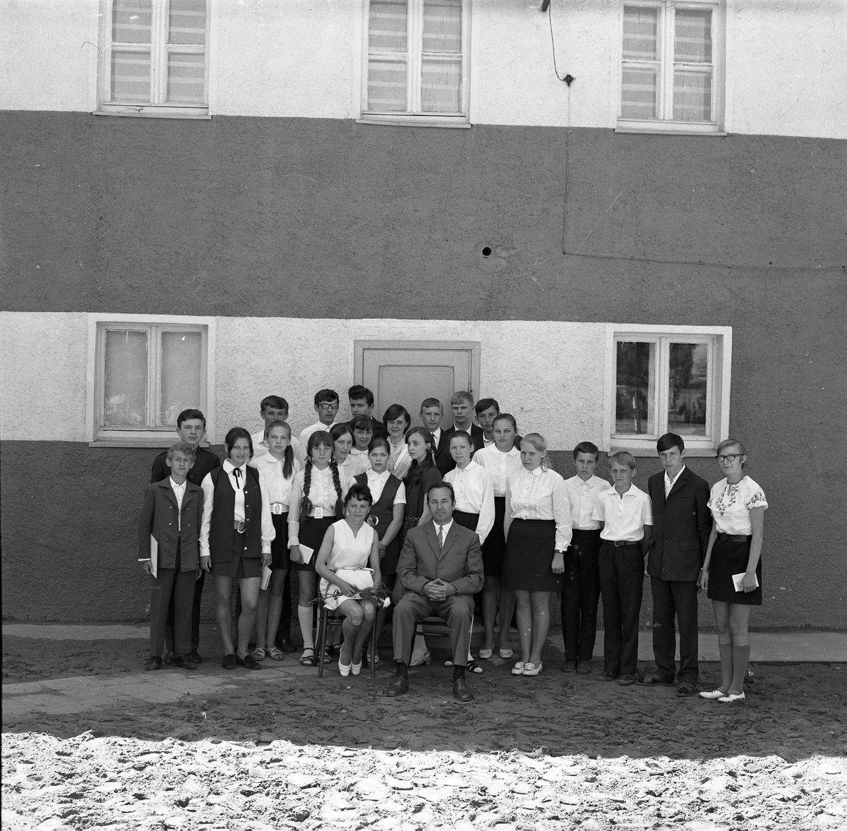 Zakończenie roku szkolnego 1969/1970 [2]