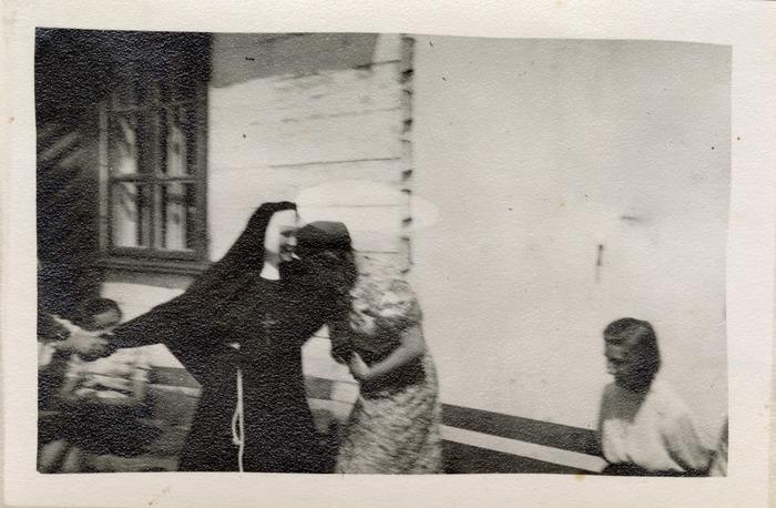 Gminna Szkoła Gospodarstwa Domowego w Wawrze, 1940 r. [2]
